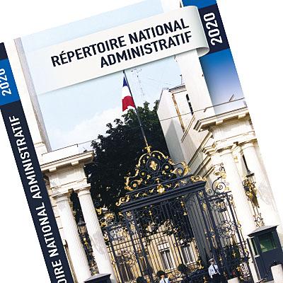RNA- Répertoire National Administratif